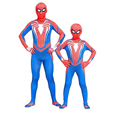 werty Cosplay Ropa Spiderman Ps4 Game Cosplay Medias ...