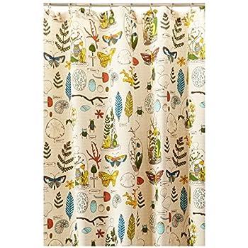 Danica Studio Ephemera Shower Curtain