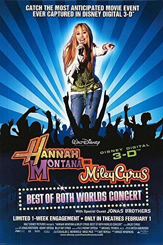 Hannah Montana/Miley Cyrus: Best of Both Worlds Concert Tour - Authentic Original 27