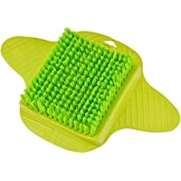 AOXIANG Foot Scrubber Brush Quick Foot Spa Bath Massager Brush at Home - Improves Foot Circulation, Cleaning feet…
