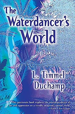 book cover of The Waterdancer\'s World