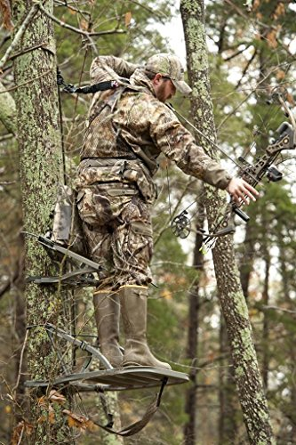 Summit Treestands Cobra SD Climbing Treestand, Mossy Oak by Summit Treestands (Image #5)