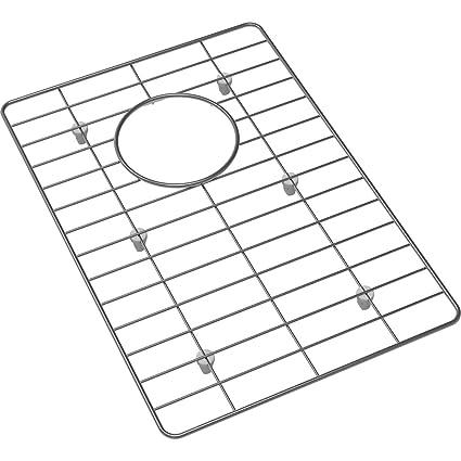 Elkay GFOBG1216SS Bottom Grid For Crosstown Glass Top Sink
