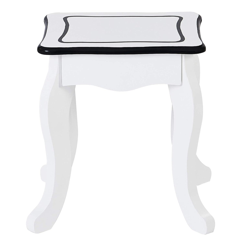 Teamson Kids Kids Vanity Table Set 59.69x30.48x99.06