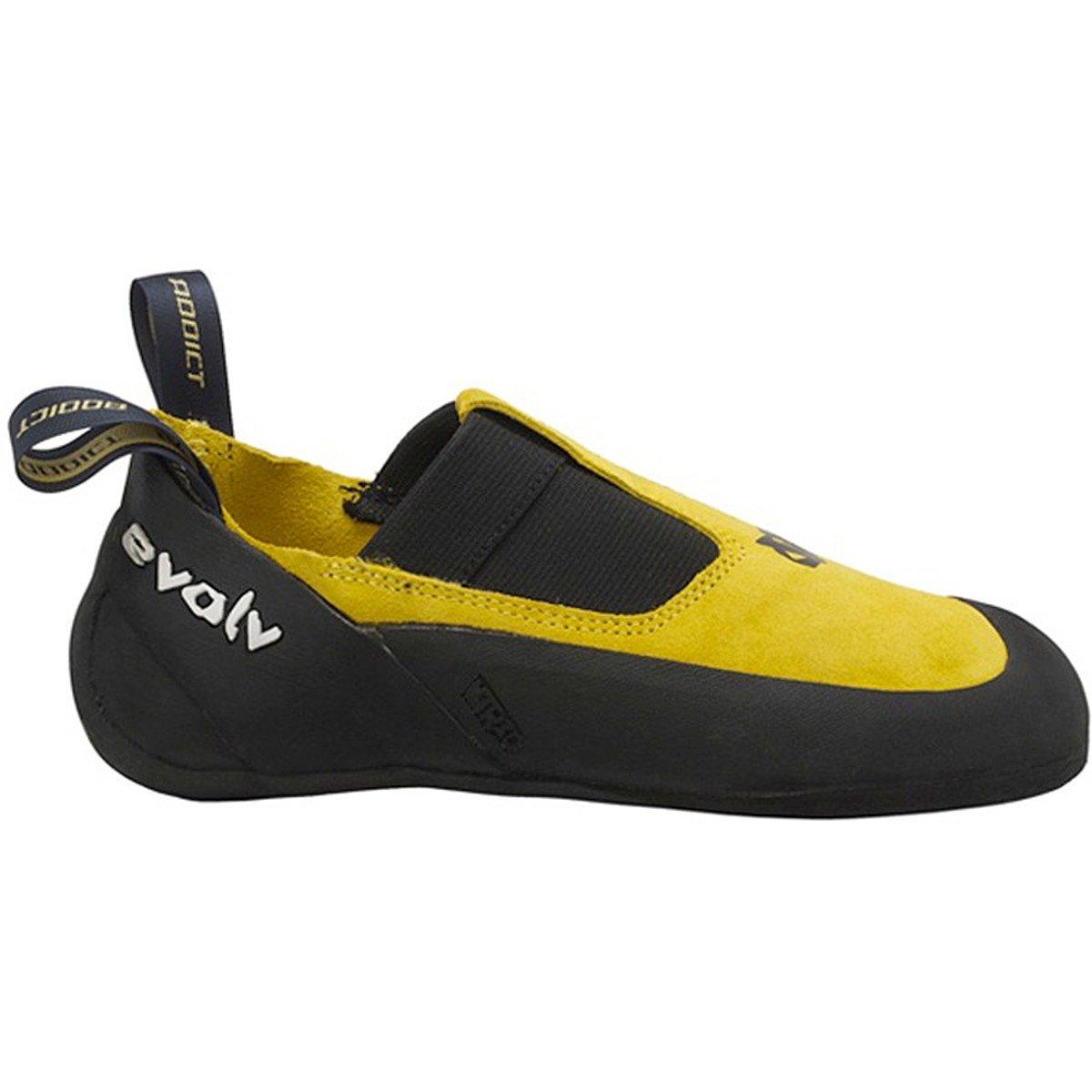 Evolv Addict Climbing Shoe 4.5 D(M) US イエロー B00E41RXJC