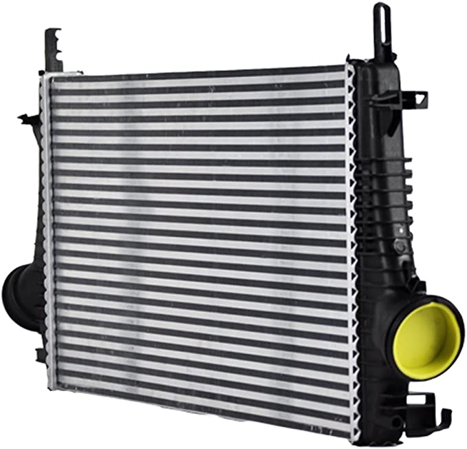JSD E068 Intercooler Charge Air Cooler for 2011-2013 Buick Regal Saab 9-5 Ref# 4401-1208