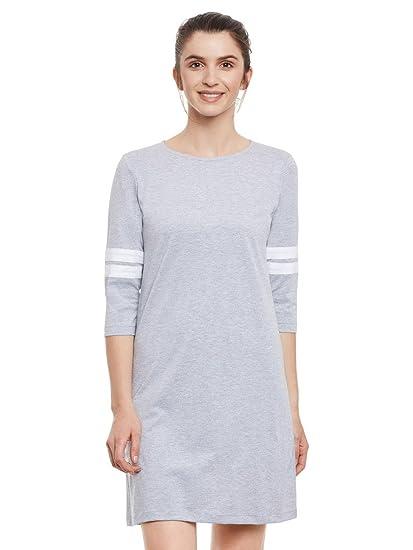 Miss Chase Women's Panelled Shift Dress Dresses