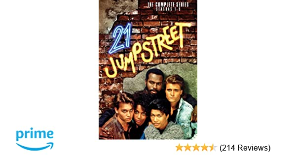 Amazon com: 21 Jump Street: The Complete Series: 21 Jump Street