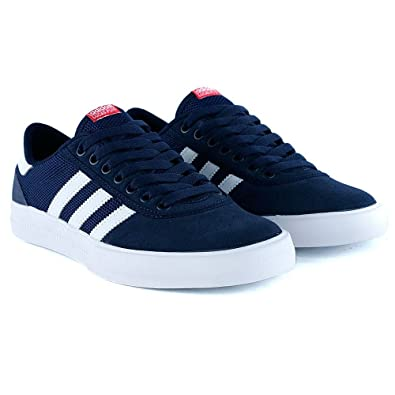 adidas Lucas Premiere ADV Collegiate Navy White Scarlet  Amazon.co.uk  Shoes    Bags 5385b6eaf