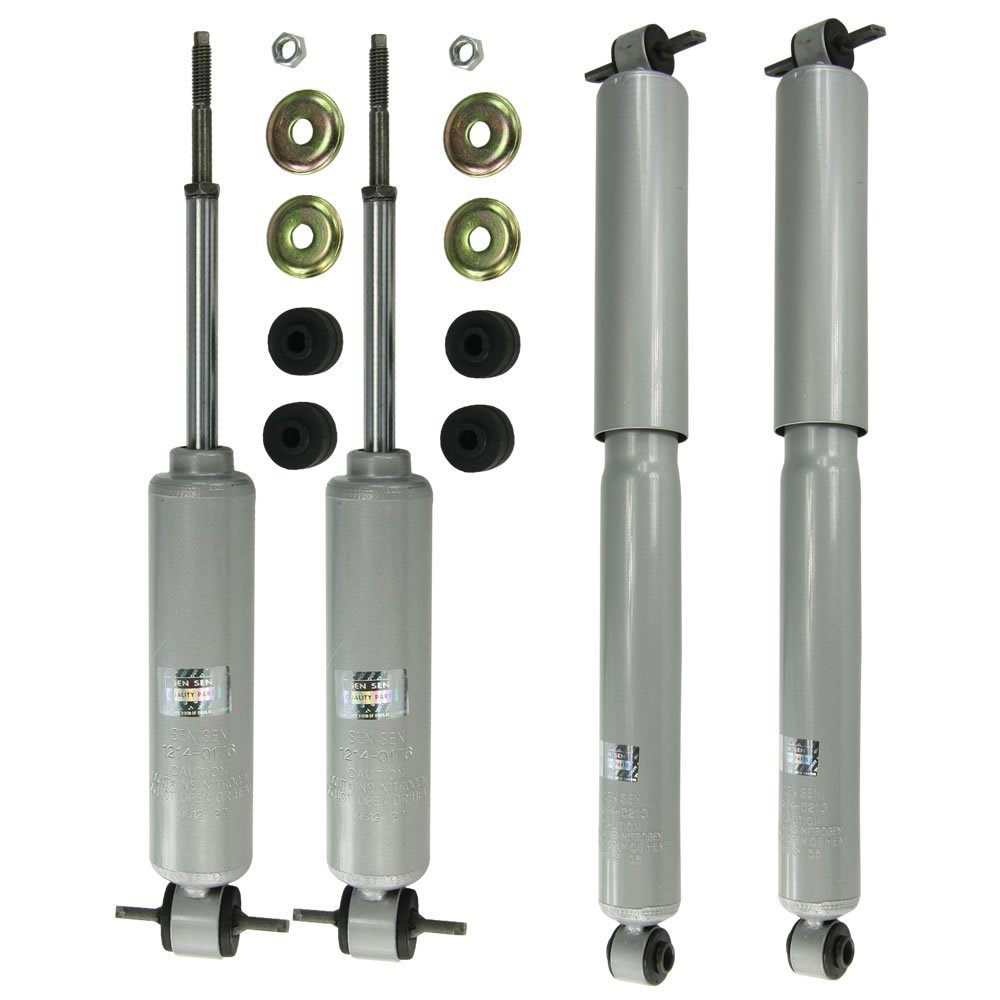 SENSEN 6012 Full Set of Shocks for 92-94 GMC Yukon