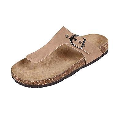 bd938d56f AREBULE-sandal Leopard Flat Sandals Beachslippers Flip Flops Sandalia  Feminina Plus Size 35-44