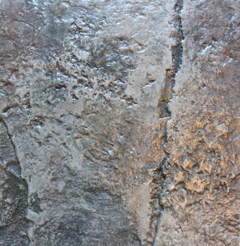 Heavy Quarry Stone Concrete Seamless Skin Texture Mat Set (4 piece / Large)