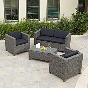 61tGVPuKpQL._SS300_ Wicker Patio Furniture Sets