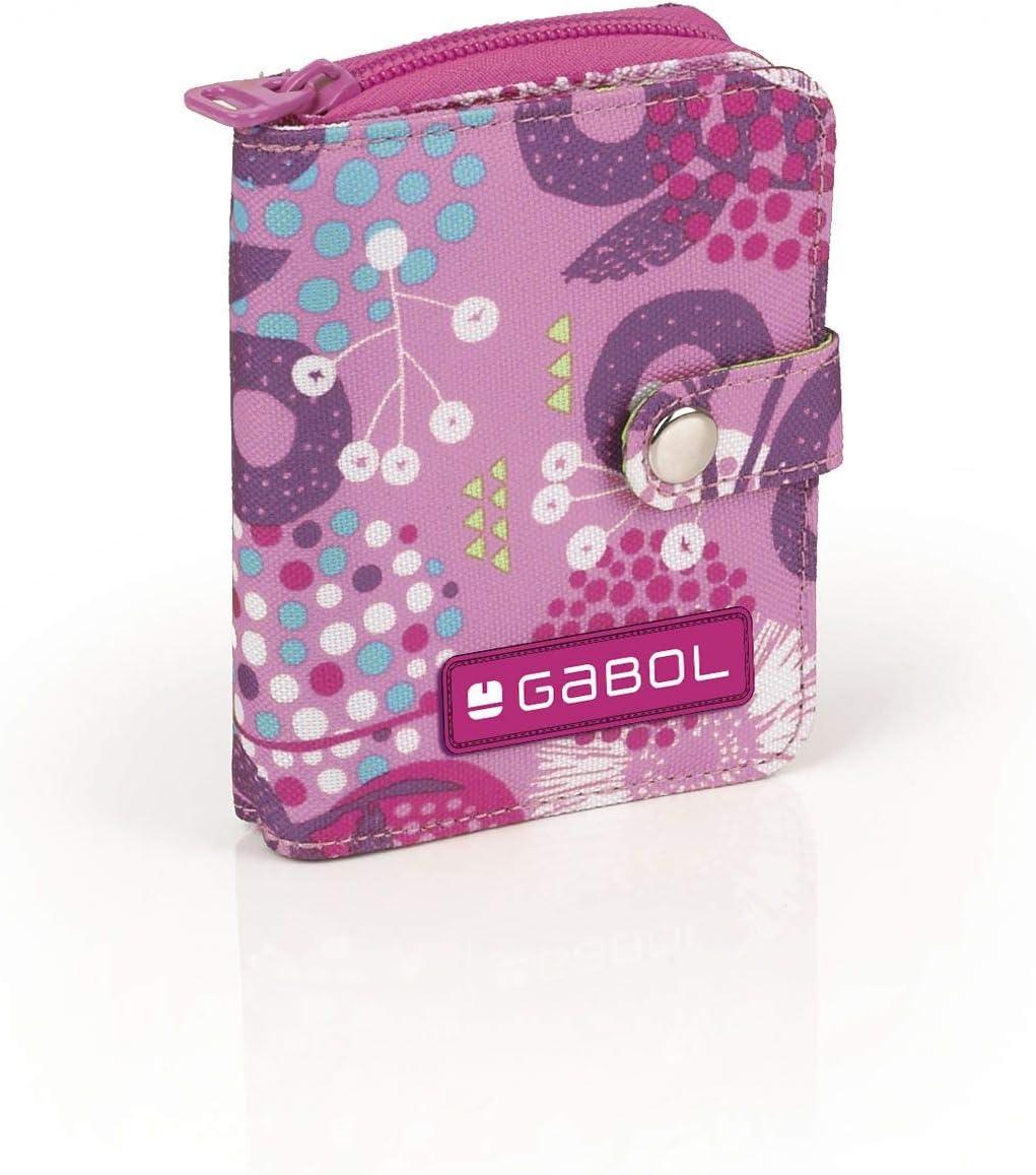 Gabol - Linda | Billetero Infantil 12 x 9 x 2 cm