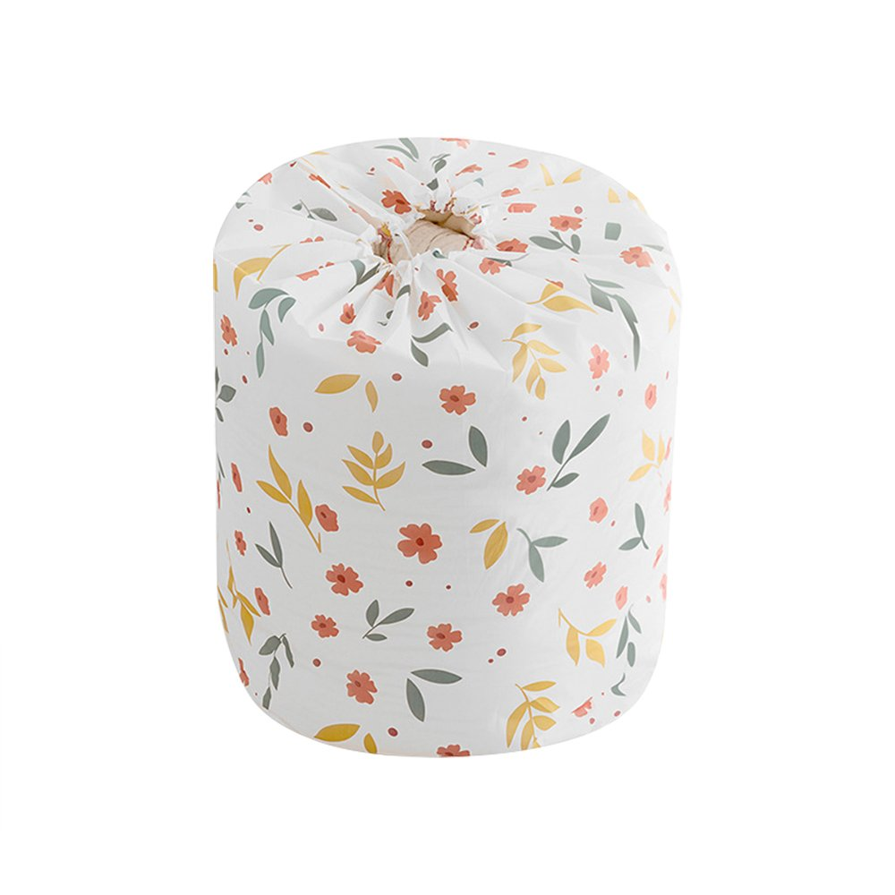 Large Damp Proof Storage Case with Drawstring for Quilt Ya Jin 2X PEVA Household Clothing Quilt Storage Bags