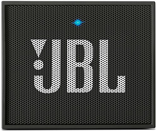 JBL GO Portable Wireless Bluetooth Speaker W/A Built-In Strap-Hook (black)