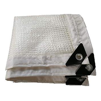 Toile Plastique Transparente Bâche Coupe Vent Pour Fenêtre