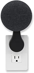 Nothing Like This Mini - Plug-in Mount - Google Home Mini Accessory (Charcoal)
