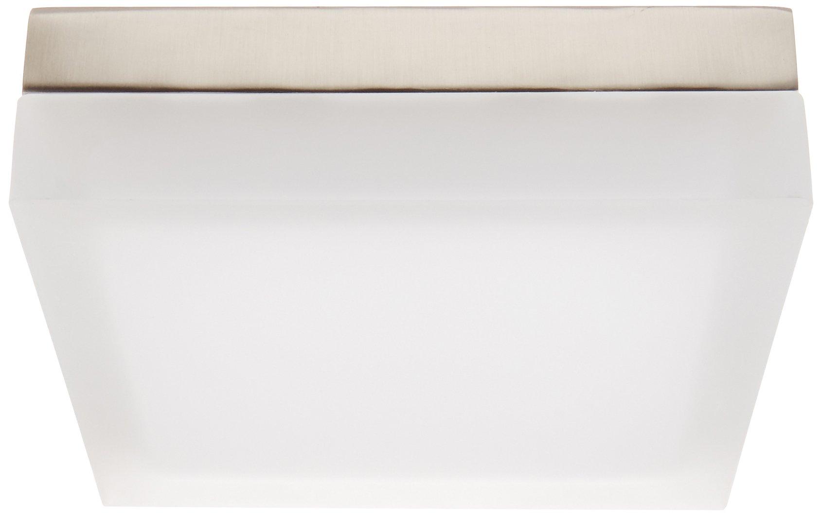 WAC Lighting FM-4009-30-BN 9in Square Soft White