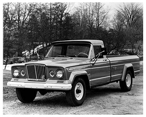 1966-kaiser-jeep-gladiator-truck-photo-poster