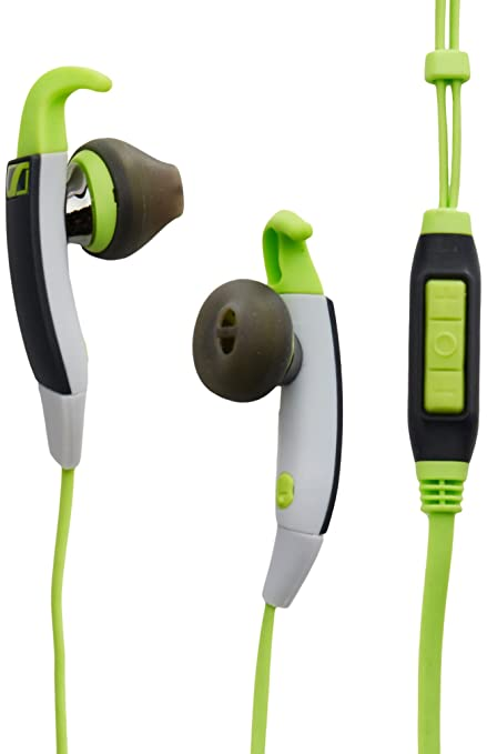 99ba07ca00c Amazon.com: Sennheiser MX 686G Sports Earbud Headset for Android Devices:  Home Audio & Theater