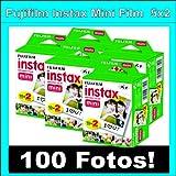 Fujifilm Instax Mini Film - 5x20 films - 100 fotos