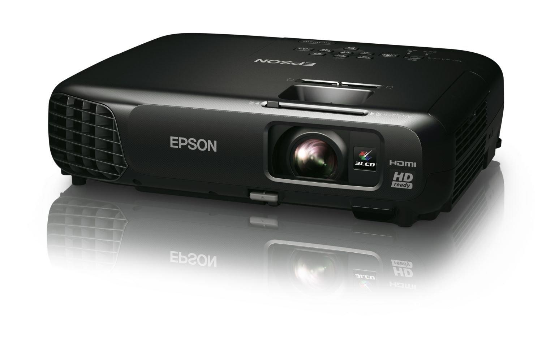 EPSON プロジェクター EH-TW410 2,800lm WXGA 2.4kg B00EDBE9D6