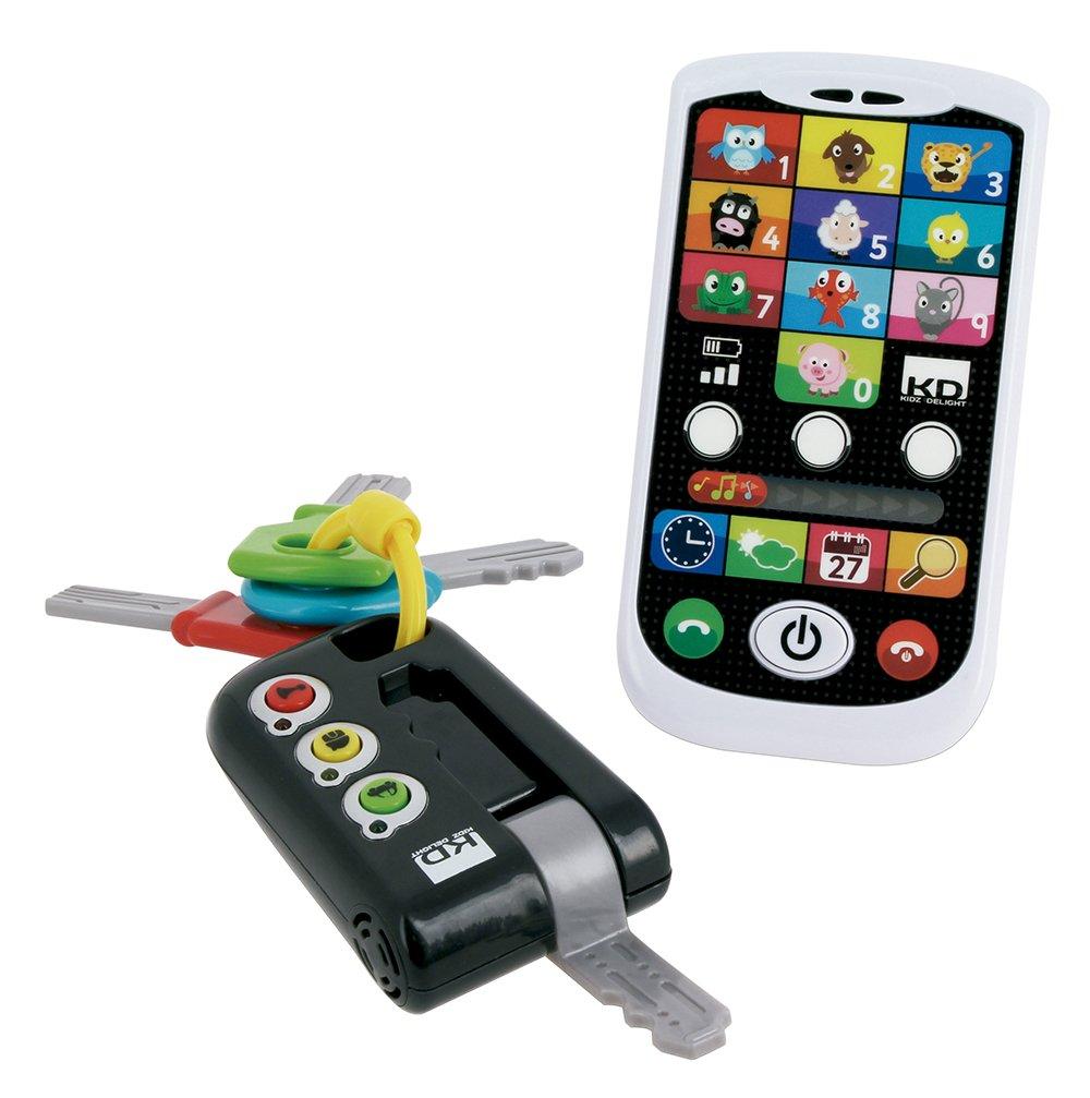 Kidz Delight–Kit von Handy und Schlüssel (Cefa Toys 00429)