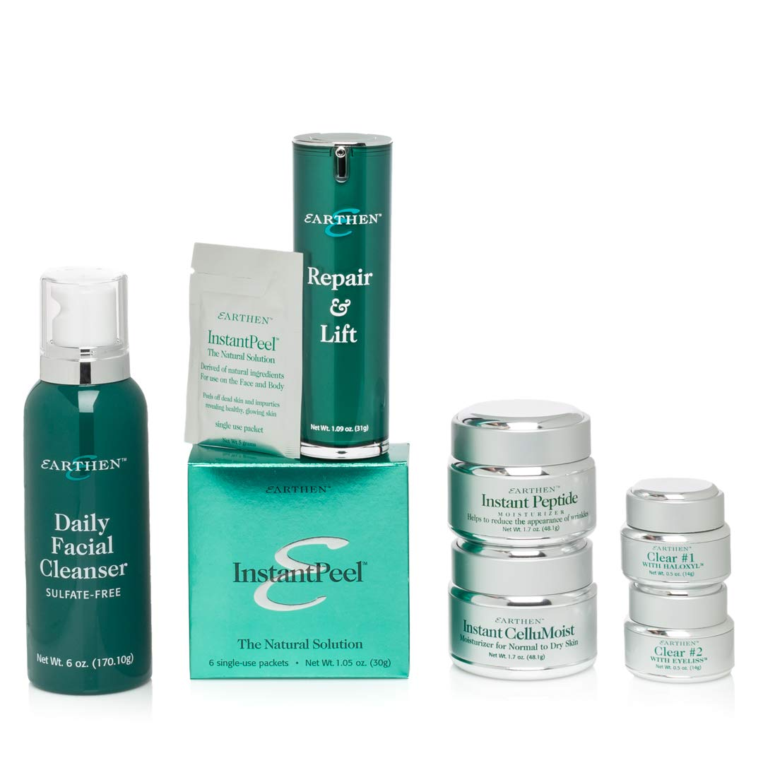 National products half Earthen Skincare Ultimate Set Natural All Collection -