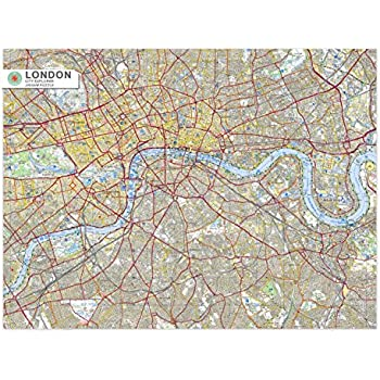 Amazon city of london map jigsaw puzzle 1000 pieces toys games london city map jigsaw puzzle 1000 pc jigsaw puzzle gumiabroncs Image collections