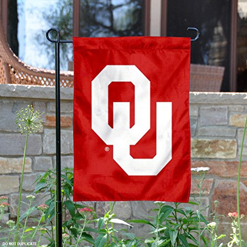 College Flags and Banners Co. Oklahoma Sooners Garden Flag