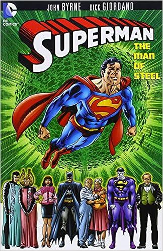 Amazon Fr Superman The Man Of Steel Vol 01 Dick Giordano