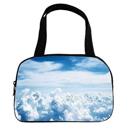 faf3a508ed81 Amazon.com   iPrint Vogue Small Handbag Pink
