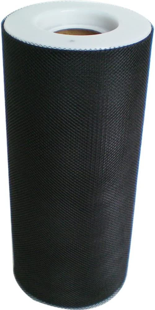 Black Time to Sparkle 6 Inchs x 25yards//75FT Tulle Roll Spool Tutu Party Birthday Wraping Crafts Bridal Bow Skirt Wedding Decor