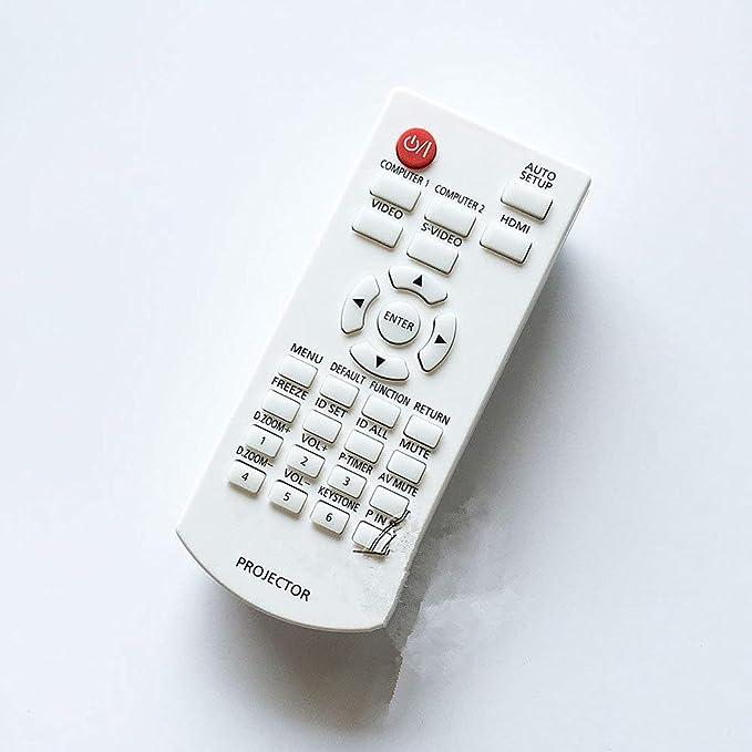 AVEEBABY - Mando a Distancia para proyector Panasonic PT-PW880NT ...