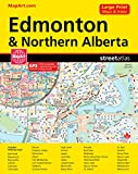 Edmonton and Northern Alberta Communities, Street Atlas