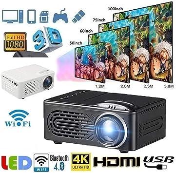 Mini Proyector digital / resolución óptica máxima compatible con ...