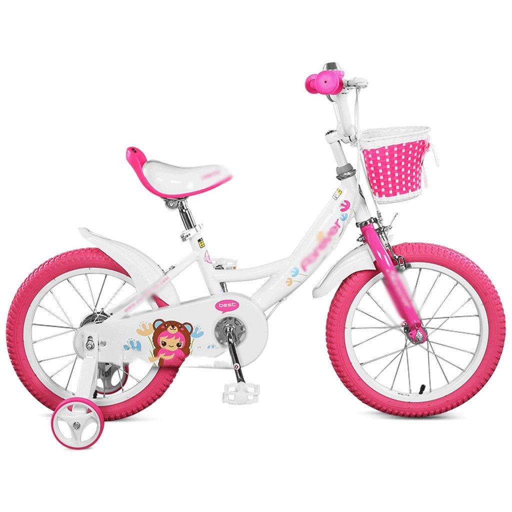 自転車 子供用自転車16インチ3-4-8歳の学生ペダル自転車 B07DZTDQL5