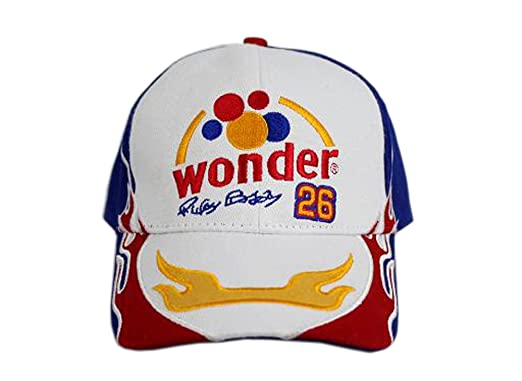 Amazon.com  Ricky Bobby Cap  26 Wonder Bread Talladega Nights Hat ... 2c7fc8d54