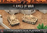 Flames of War Tiger Heavy Tank Platoon German