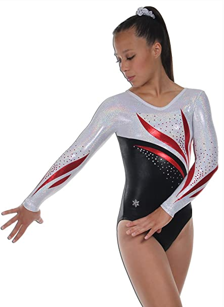 NEW! Arise Gymnastics Competition Leotard by Snowflake Designs