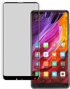 Protector pantalla 3D para Xiaomi Mi Mix 2, Cristal Vidrio 3D ...