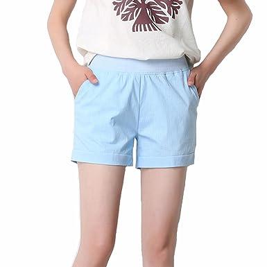 Shorts Lin pour Femmes 5f086f48fd6