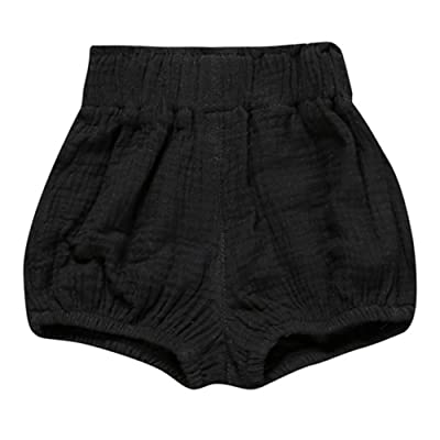 Soly Tech Baby Boys Girls Cotton Bottom Shorts Infant Bloomers Briefs Diaper Cover Panties
