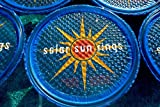 SOLAR SUN RING POOL SPA HEATER 21,000 BTU COVER