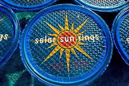 SOLAR SUN RING POOL SPA HEATER 21,000 BTU COVER HEATING