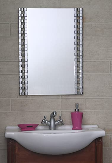 Bath BoutiqueS Designer Bathroom Mirror Wall Mount 18