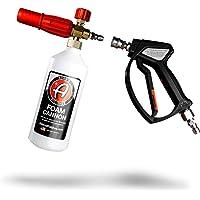 $38 » Adam's Foam Cannon & Snub Nose Combo - Sudsy Car Wash & Car Detailing Pressure…