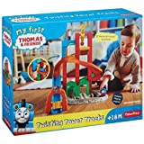 Fisher Price Thomas and Friends My First Twisting Tower Tracks, Multi Color