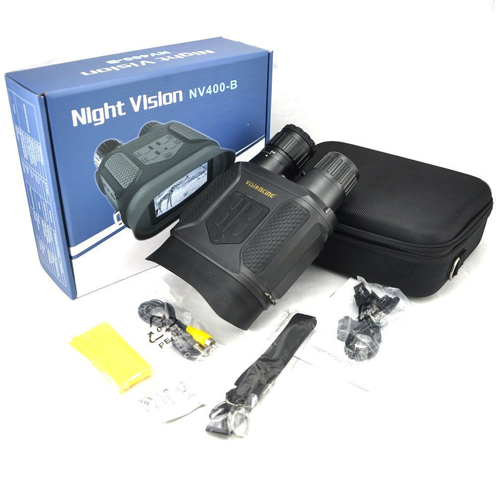 Visionking Monoculars for 3x Digital Night Vision Monocular Vedio & Photograph Hunter Can Connect Computer by Visionking